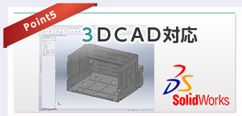 Point5 3DCAD対応