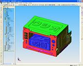 3Dデータを支給するだけで製作が可能